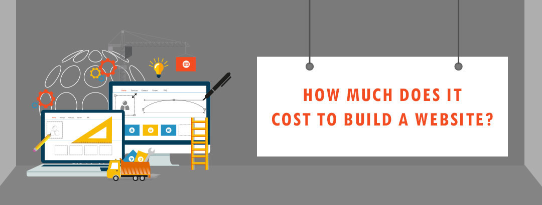 Wondering about the budget of your website? Options are many!