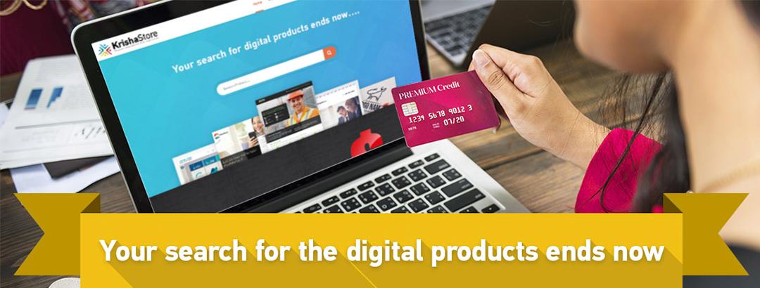 Welcome to KrishaStore - Creatively crafting digital wonders