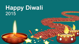 Wishing You A Very Happy Diwali - KrishaWeb