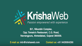 KrishaWeb's New Office Construction Time-Lapse